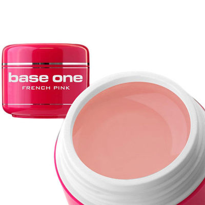 Base one – builder – french pink – 30 gram – silcare