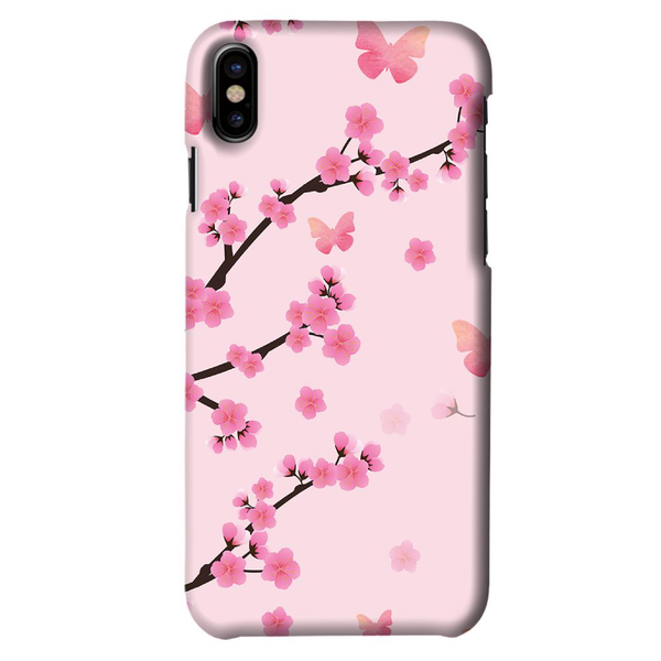 Köp Apple iPhone X   Xs Mobilskal Cherry Spring  b699b0ccb05ba