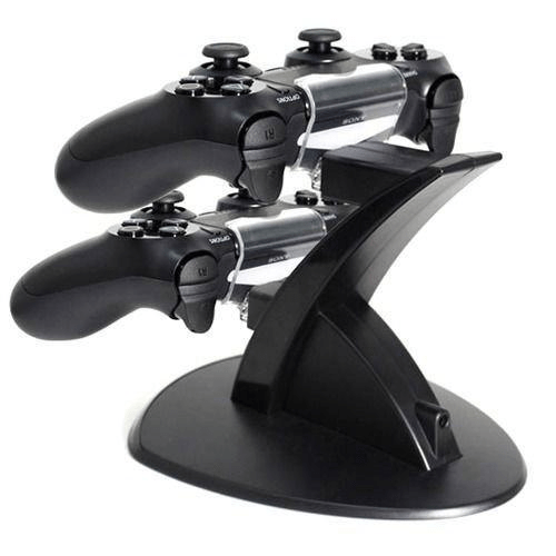 Playstation 4 dual charging stand / laddningsställ