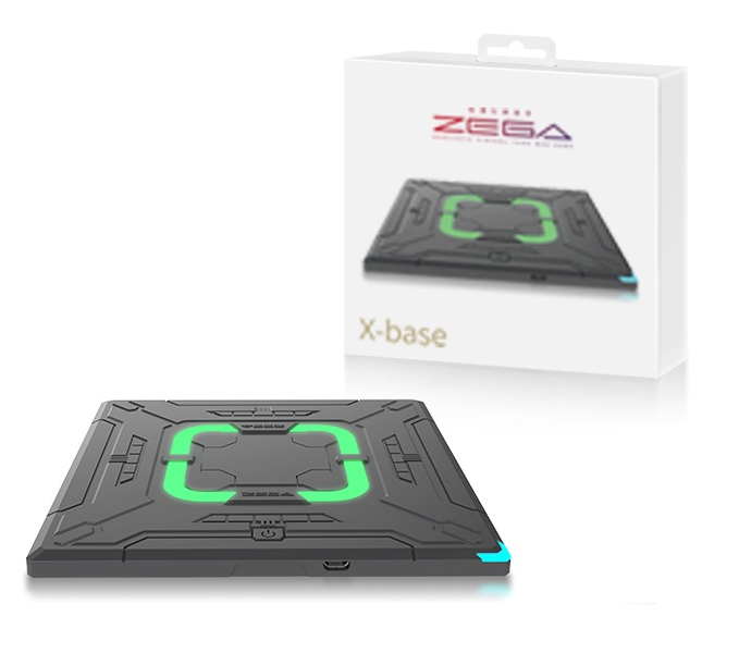 X-base – galaxy zega