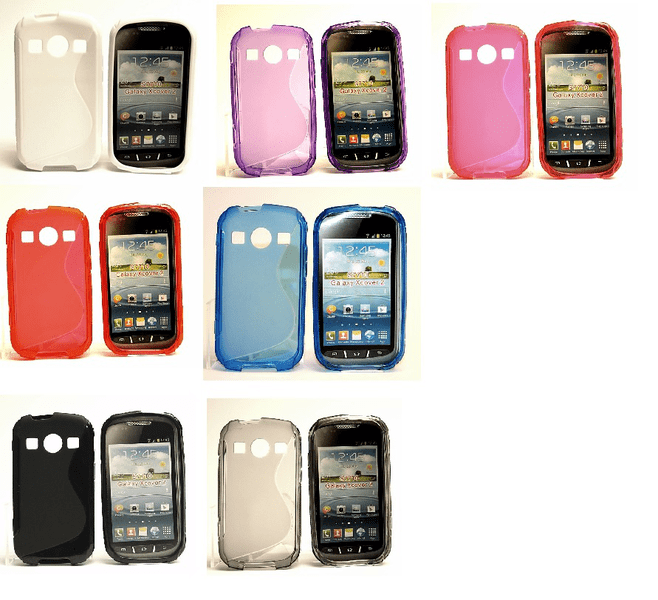 S-line skal samsung galaxy xcover 2