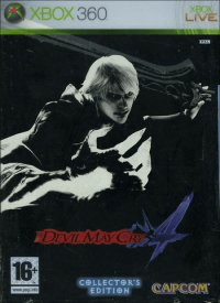 Devil may cry 4 – collector's edition – xbox 360