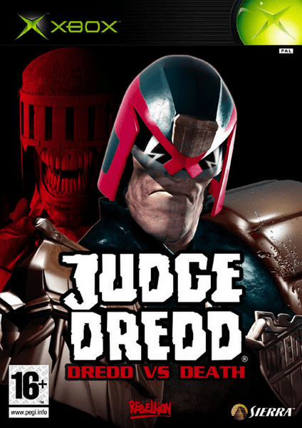 Judge dredd: dredd vs. death -xbox