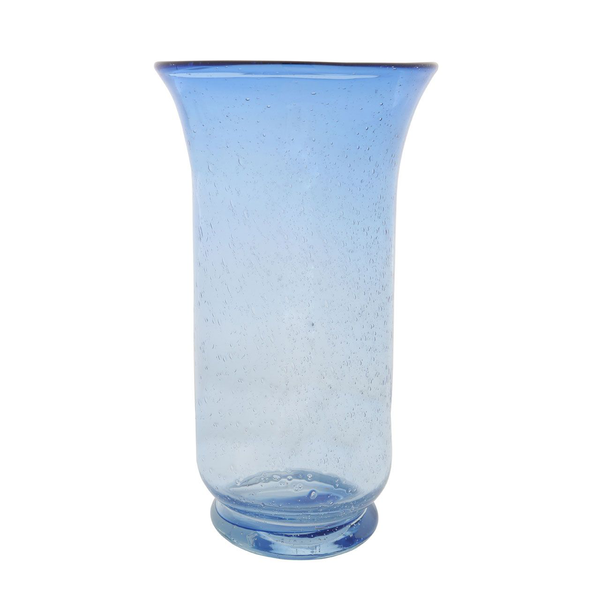 Flaröd Top Top Top Vase Clear/Purpule Glass 50ce8c