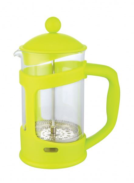 Lime green – 6 cup glass coffee maker