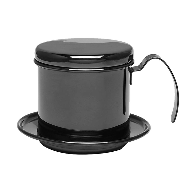 stainless steel cup vietnamese coffee drip filter maker i