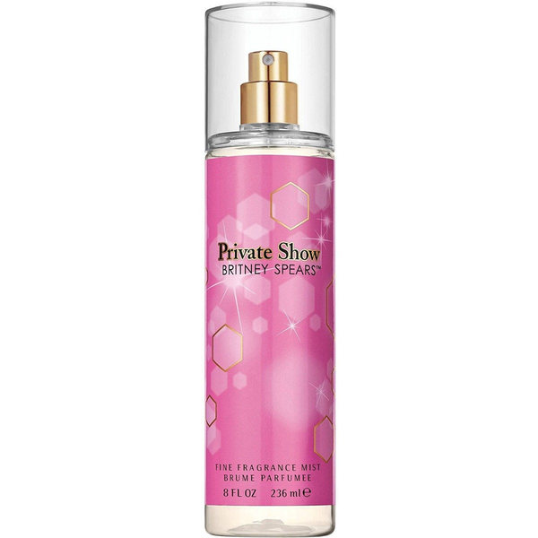 Britney spears private show fragrance mist 236ml