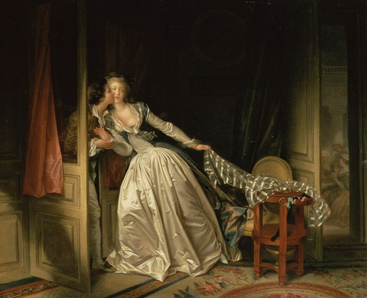 The Stolen Stolen Stolen Kiss,Jean Honore Fragonard,50x40cm 02fe94