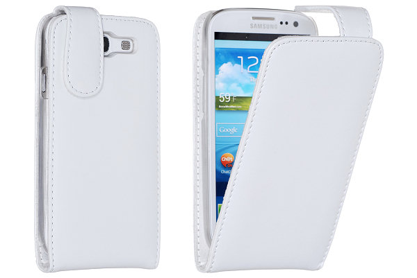 Doormoon leather flip mobilväska till samsung galaxy s3 i9300 (v