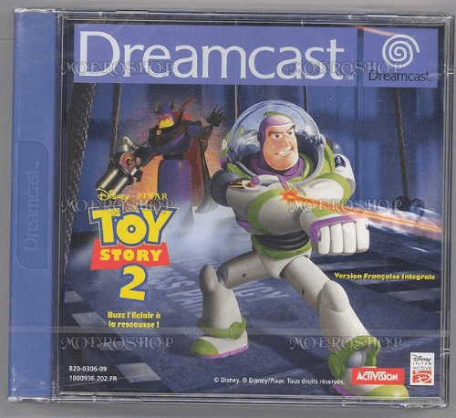 Toy story 2 – dreamcast