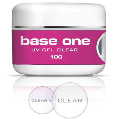 Base one – builder – clear – 100 gram – silcare
