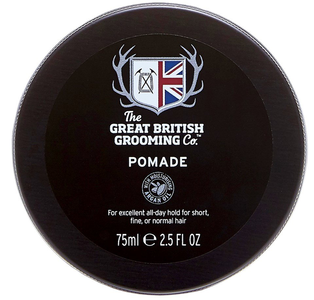 Great british grooming pomade 75ml