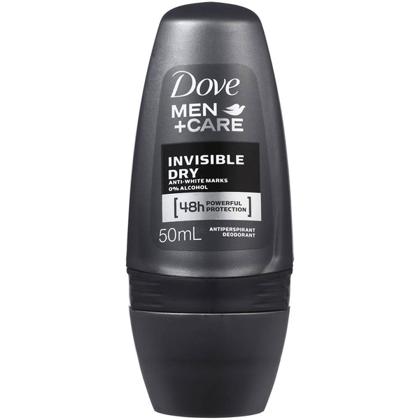 Dove men + care invisible dry roll-on 50ml