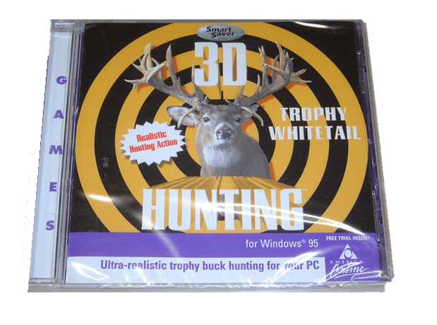 Pc spel – 3d hunting trophy whitetail