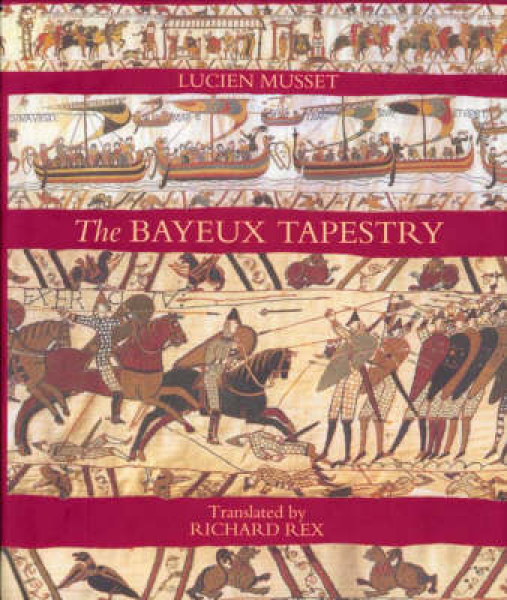 Bayeux tapestry by lucien musset