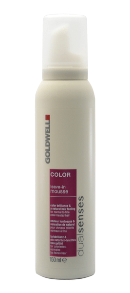 Goldwell color leave-in mousse