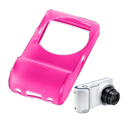 Soft shell (rosa) samsung galaxy camera skal