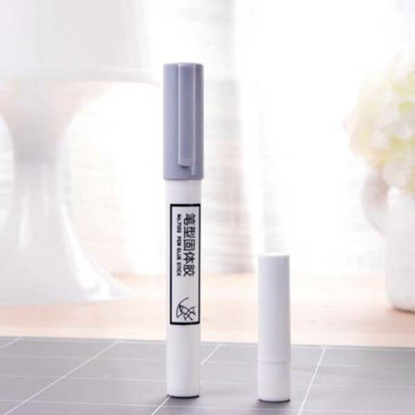 1pc glue stick spare glues strong adhesives pen shape