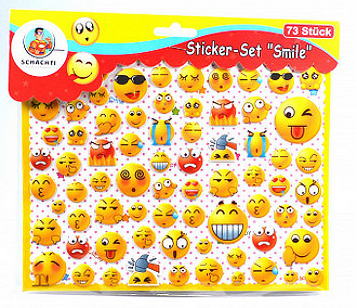 Stickers smile