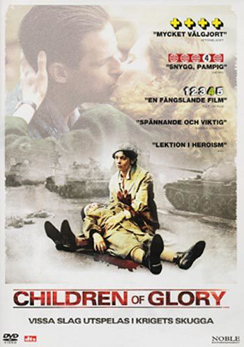 Children of glory (dvd) drama med kata dobo