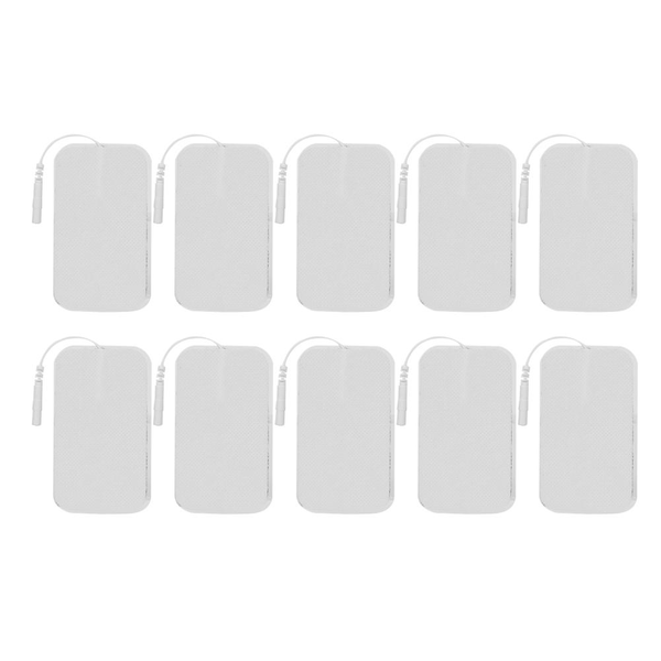 10pcs electrode patch physiotherapy replacement pad for body