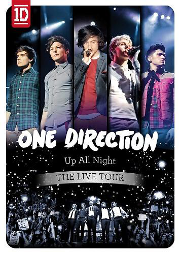 One direction: up all night – dvd – ntsc/usa