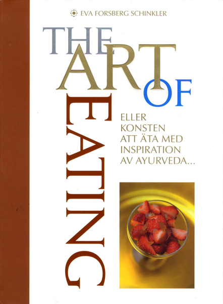The Art of Eating 9789186603182