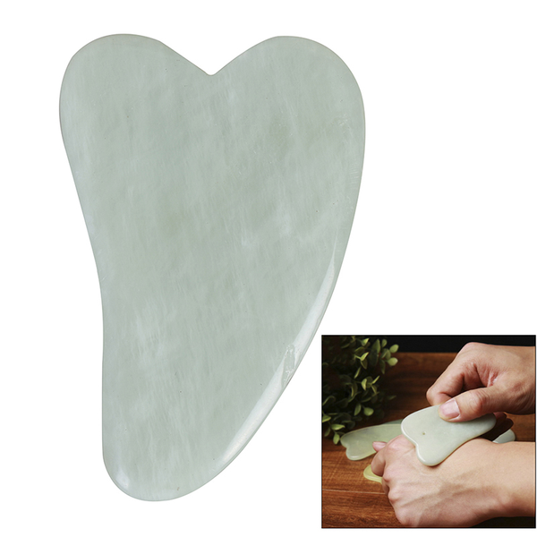 Scraping board natural jade jade facial treatment scraping spa m
