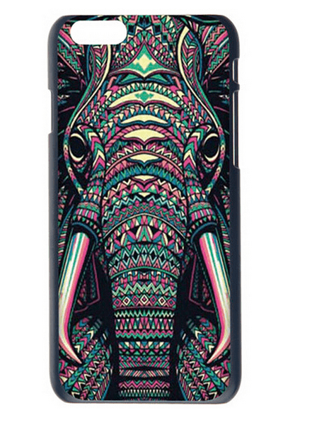 Iphone 6/6s skal aztec elefant