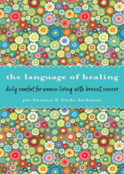 Language of healing daily comfort for women living with bre