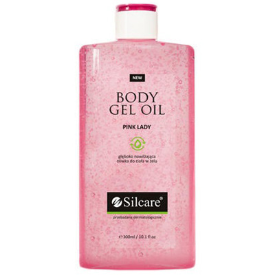 Body gel oil – pink lady 300 ml – silcare