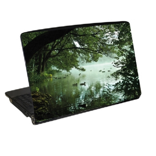 Laptop skin dekor svenska naturen