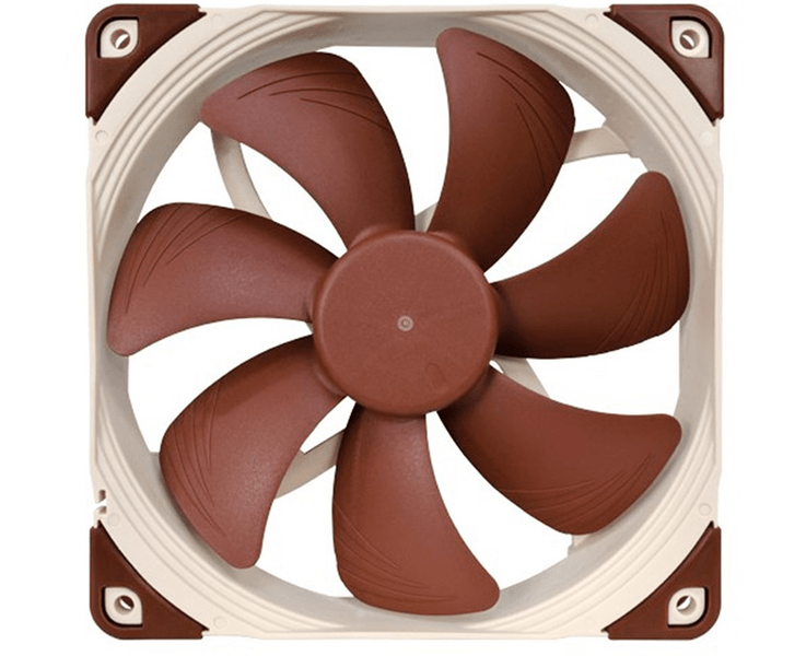 Noctua chassifläkt 140mm (nf-a14-pwm)