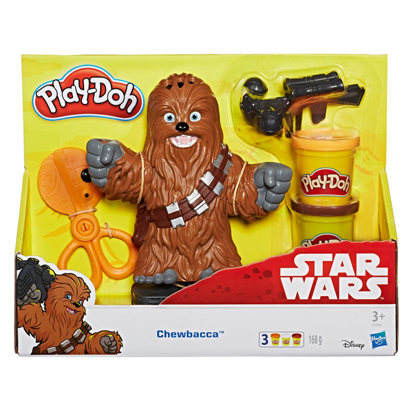 Play-Doh Star Wars Chewbacca alltid billig frakt