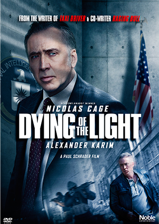 Dying of the light – dvd