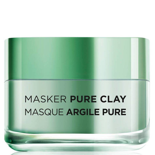 Loreal pure clay purity face mask 50ml