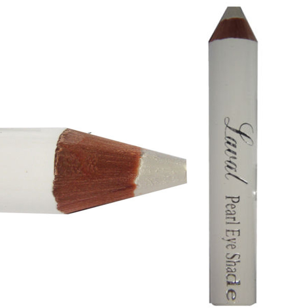 Laval pearl eye shader/chunky liner – white