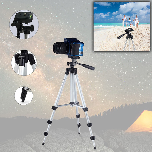 Tripod stand mount holder for digital camera camcorder phone iph