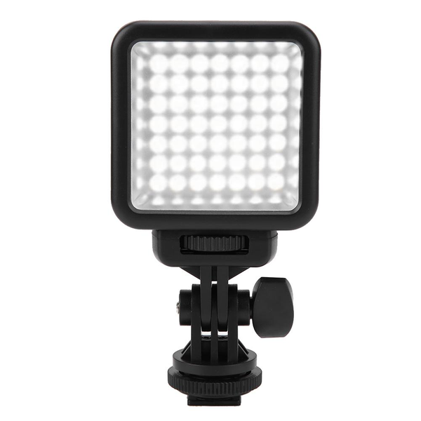 vbestlife w49s mini dimmable led on camera video fill lig