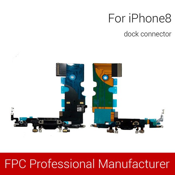 "Unbranded For iphone8 4.7"" usb charging port dock connector flex cable fix"