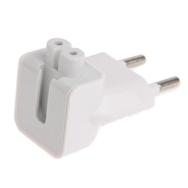 Reseadapter för apple macbook (eu) (vit)