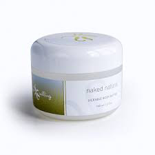 Body butter naked natural från nature calling