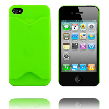 Card manager (lime) iphone 4 skal
