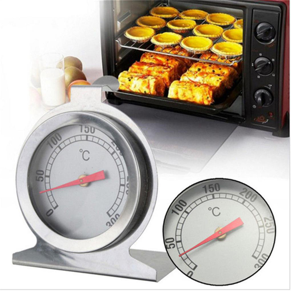 Stainless steel oven thermometer mini cook thermometer