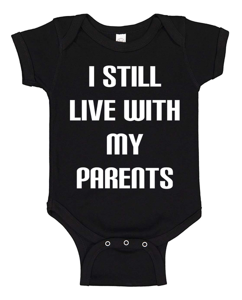 I still live with my parents – baby body