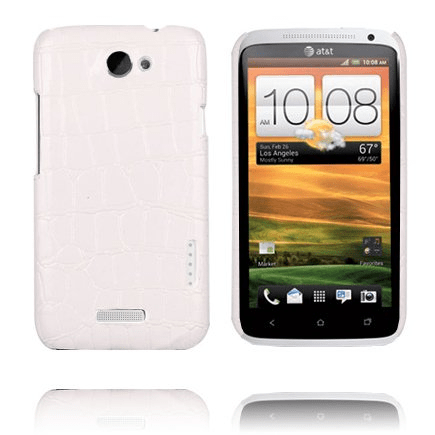Raptor (vit) htc one x skal