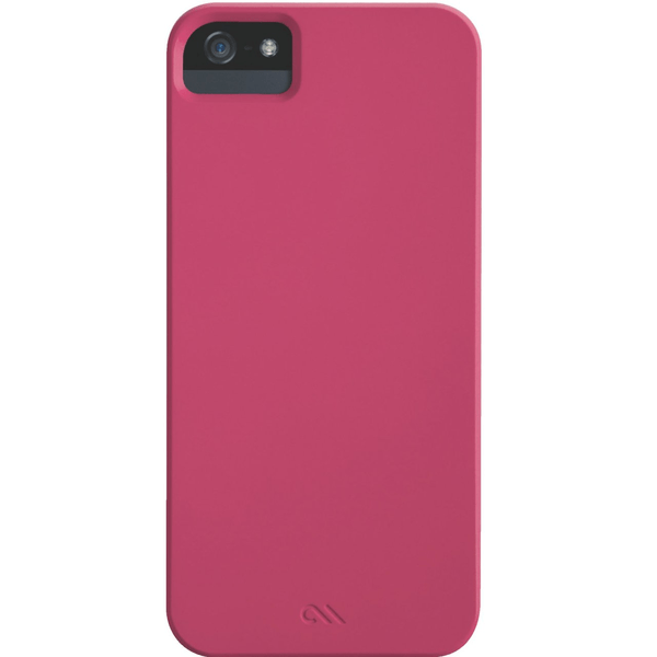 Case-mate barely there för iphone 5s (rosa)