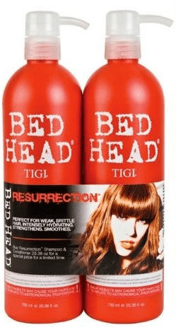 Tigi bed head urban resurrection twins