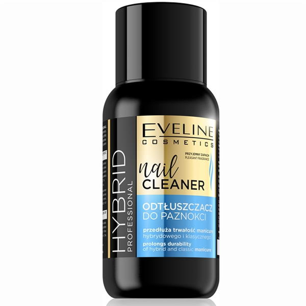 Hybrid professional nail cleaner