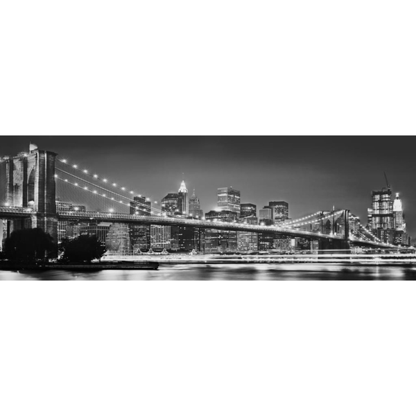 Komar Fototapet Brooklyn Bridge 368x124 cm XXL2-320